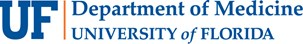 UF Department of Medicine Logo